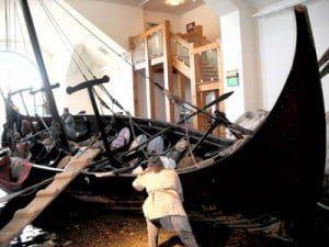 Manannan Viking Boat